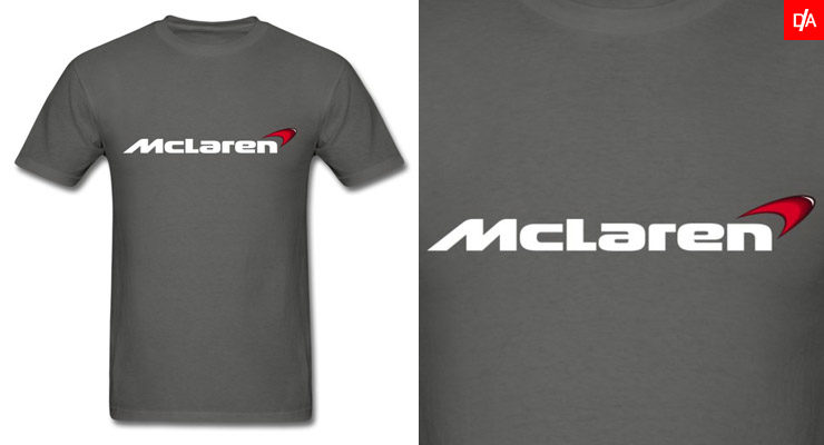 F1 P1 McLaren Logo Shirts and Hoodies