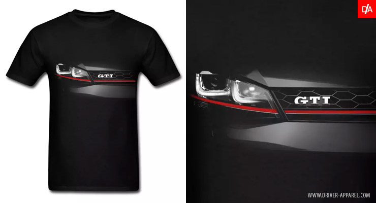 vw golf gti mk7 shirt, vw, mk7, gti, golf, shirt