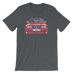 Stanced BMW E30 M3 t-Shirt