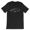 VW Golf GTi MK7 t-Shirt