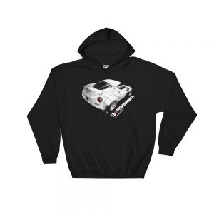 LB Performance LB Works Stanced Alfa 4C Widebody Hoodie - Black
