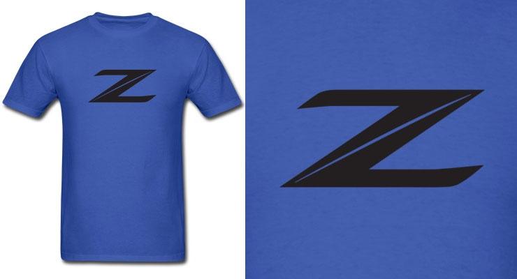nissan 370z z logosymbolemblem driver apparel