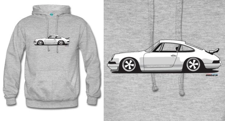 porsche, 911, sc, hoodie, sweatshirt, carrera
