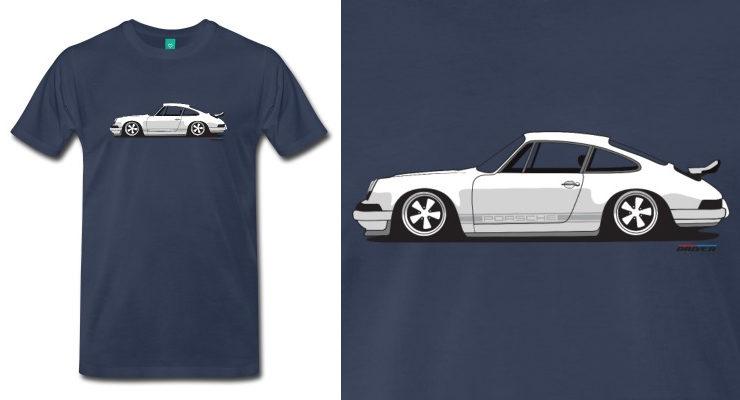porsche 911 shirt, porsche shirt, porsche 911 sc