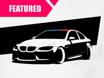 bmw m3 e92 shirt driver apparel