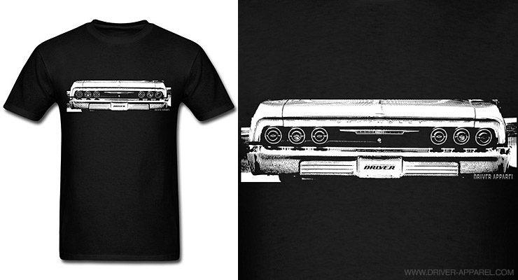 60s 1964 64 chevy chevrolet impala shirt