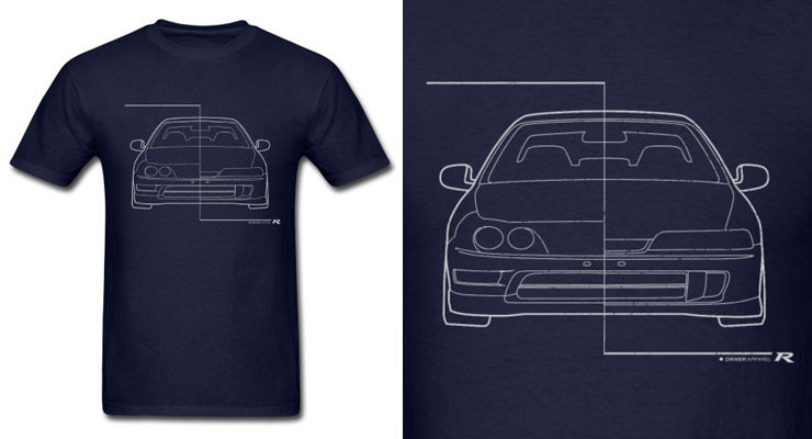 jdm shirt honda integra type r shirt