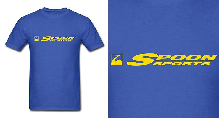 Jdm Spoon Sports Shirts Driver Apparel