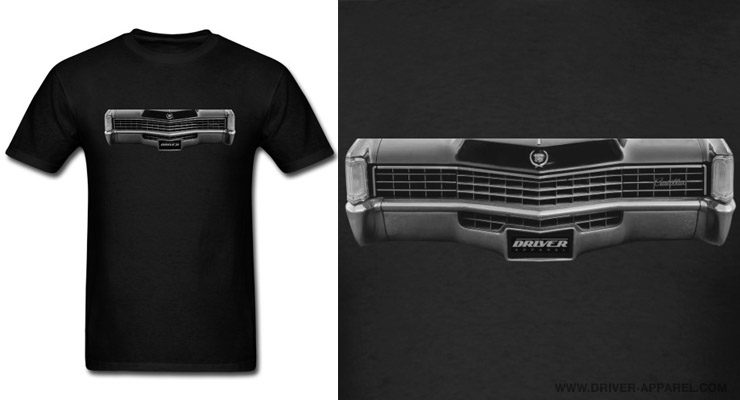 1967 cadillac eldorado shirt american classic vintage car