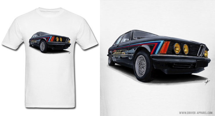 BMW E21 3 Series Shirt