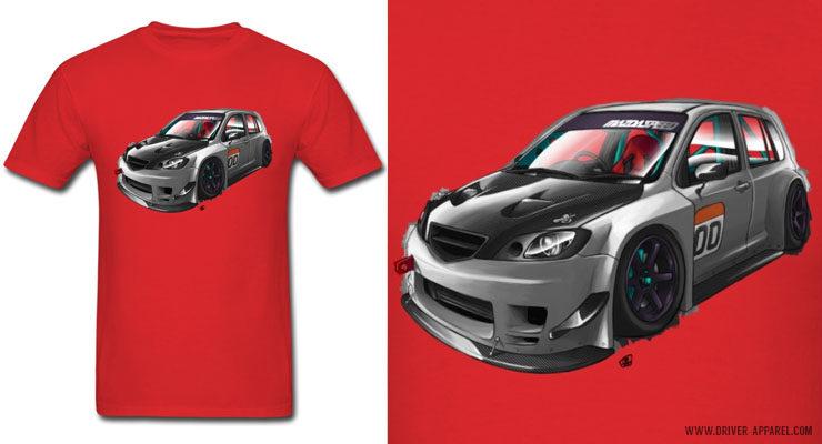 JDM Mazda 2 Demio Shirts & Hoodies