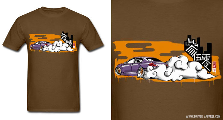 nissan skyline shirt Archives - Driver Apparel