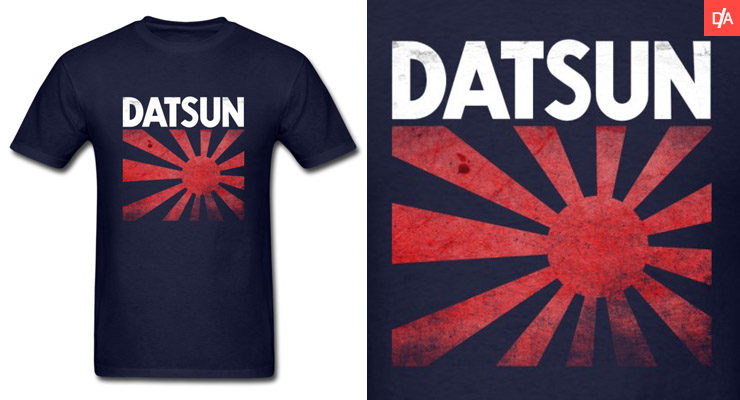 JDM Datsun Rising Sun Shirts and Hoodies