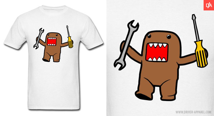 JDM Domo Monster Shirts and Hoodies