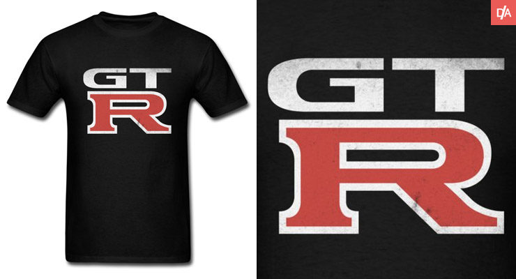 Nissan Skyline GTR R35 Shirts and Hoodies