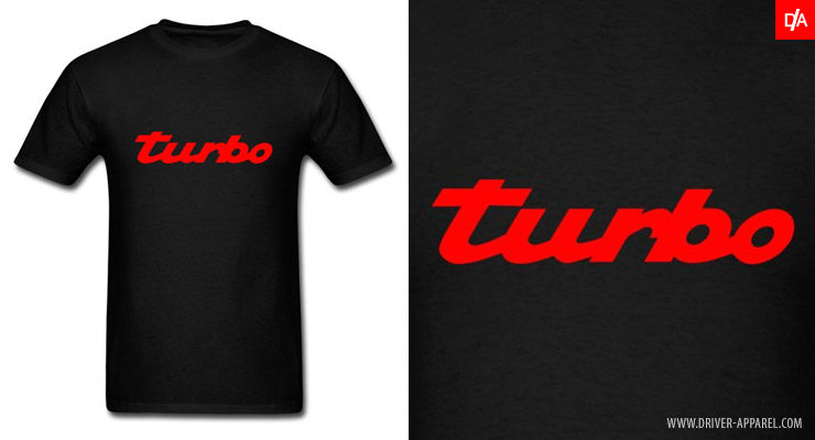 Porsche Turbo Emblem Shirts and Hoodies