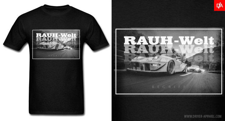 Rauh Welt Begriff Shirts and Hoodies - rauh welt, logo, porsche- 911, 996, shirt, hoodie