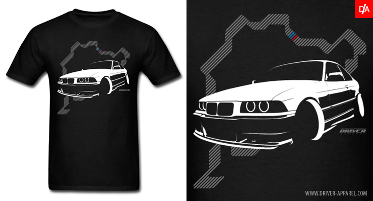 bmw e36 m3 driver apparel. Black Bedroom Furniture Sets. Home Design Ideas