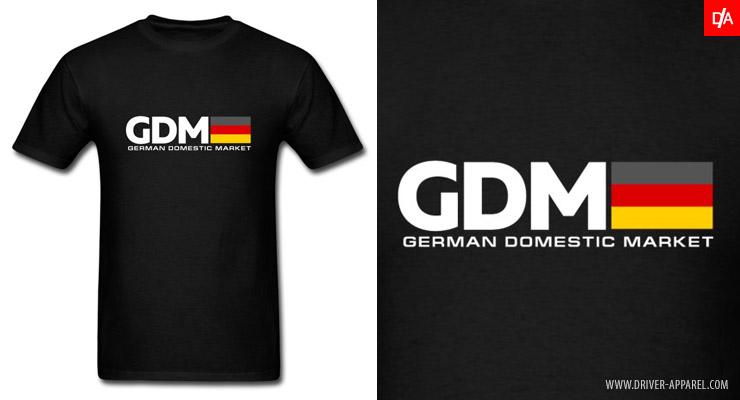 GDM Euro Cars Shirts and Hoodies