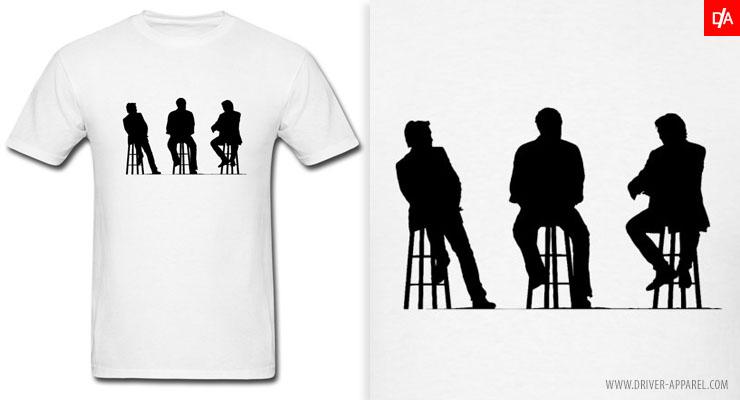 The grand tour conversation street shirt