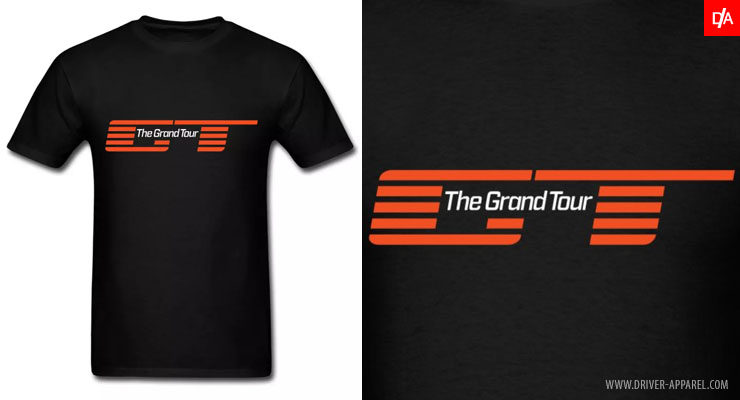 The grand tour shirt