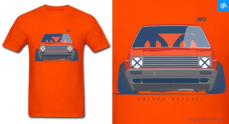 VW GTi MK2 Stance Shirt