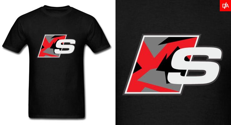 Audi S-Line Camo Logo Shirts and Hoodies