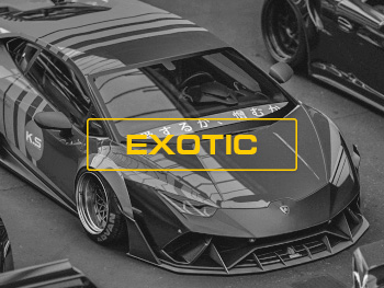 Driver Apparel - Exotic Car Apparel