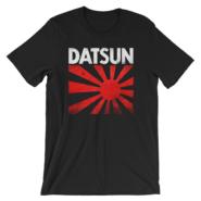 JDM Datsun Logo t-Shirt Rising Sun