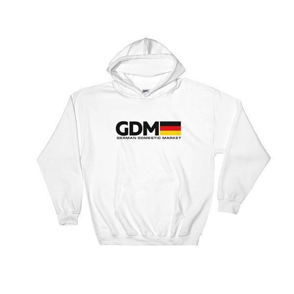 GDM Euro German Cars Hoodie