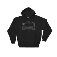 USDM vs JDM Honda Integra Type R Hoodie