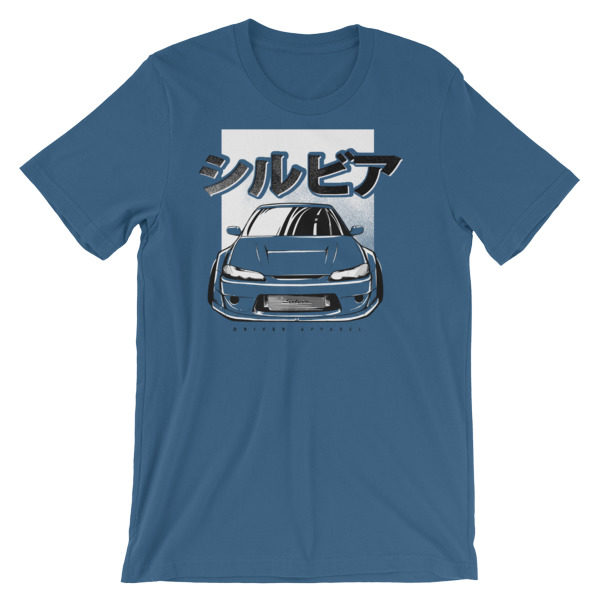 JDM Rocket Bunny Nissan Silvia S15 t-Shirt