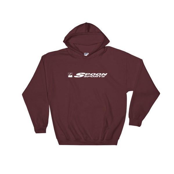 JDM Spoon Sports Logo Hoodie - Honda Tuning Co.
