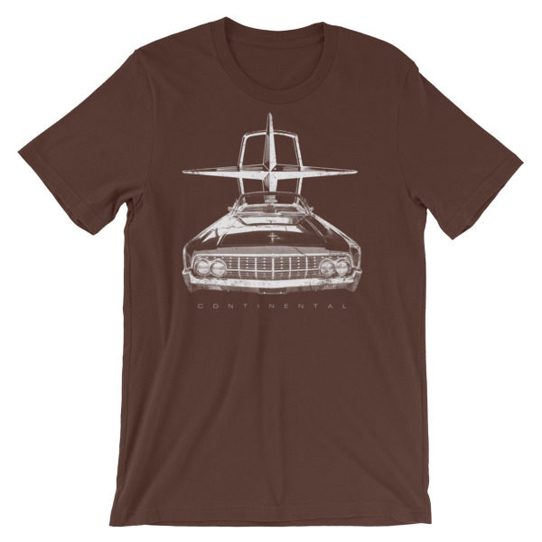 Vintage 1963 Lincoln Continental t-Shirt