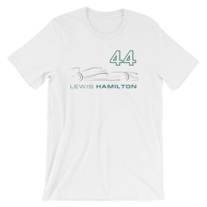 F1 Lewis Hamilton t-Shirt
