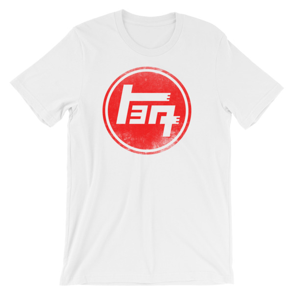JDM Vintage Toyota TEQ Logo t-Shirt
