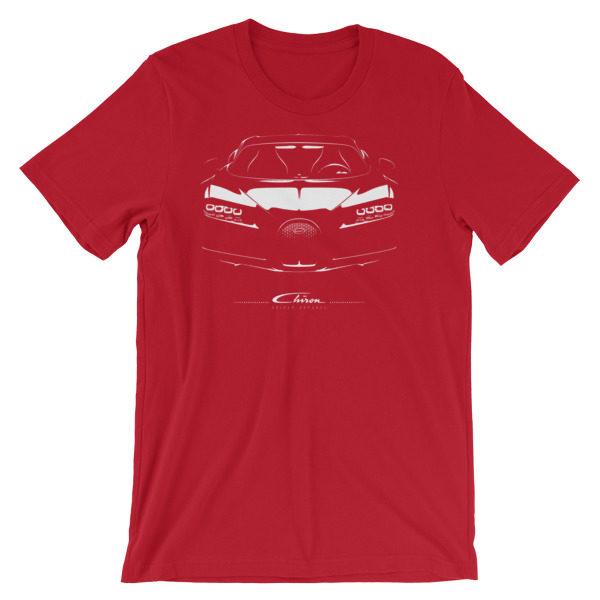 Supercar t-Shirt Bugatti Chiron