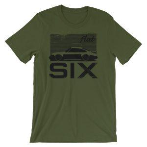 Flat Six Porsche Carrera 911 t-Shirt