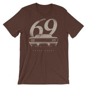 Vintage 69 Chevy Camaro t-Shirt