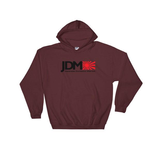 JDM Rising Sun Hoodie