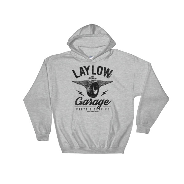 Lay Low - Get Noticed Hoodie - Car Stance - Static/Bagged Hoodie