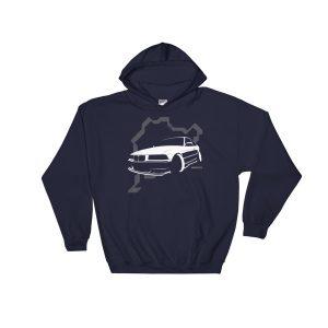 BMW E36 M3 Stance Hoodie