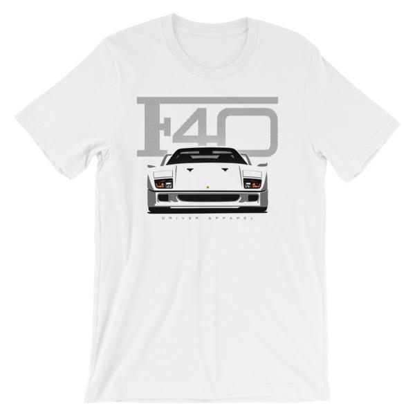 Ferrari F40 Front t-Shirt