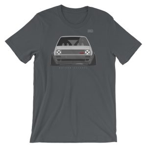 VW Golf GTi MK2 Stance t-Shirt