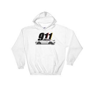 Porsche Carrera 911SC Hoodie