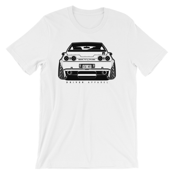 JDM Nissan Skyline GTR R32 Rocket Bunny Widebody t-Shirt