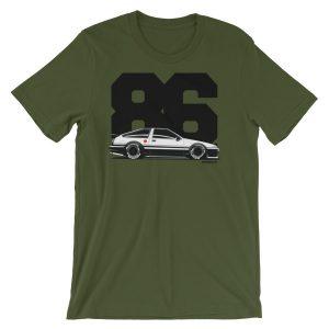 JDM Toyota AE86 Trueno t-Shirt