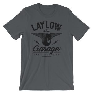 Lay Low - Get Noticed t-Shirt - Car Stance - Static/Bagged t-Shirt