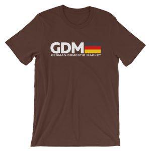 GDM Euro German Cars t-Shirt