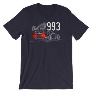RWB Rauh Welt Porsche 993 t-Shirt